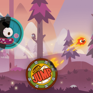 Pyro Jump Mountain World