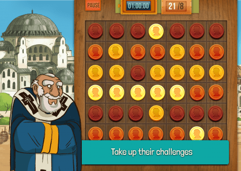 Coins Maths Mini Game